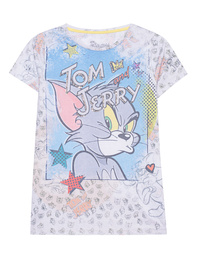PRINCESS GOES HOLLYWOOD Tom & Jerry Pearl Multi