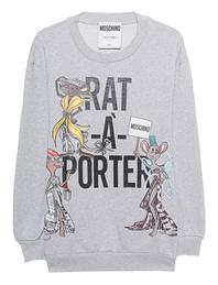 MOSCHINO Capsule Rat á Porter Grey