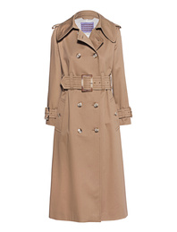 AlexaChung Oversize Trench Camel