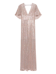 TEMPERLEY LONDON Long Stardust Rainbow Mix