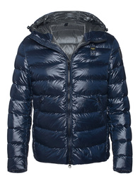 BLAUER USA Hood Shiny Down Navy