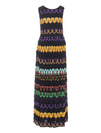 MISSONI Crochet Zigzag Black Multi