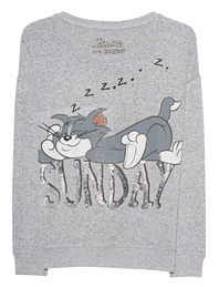 PRINCESS GOES HOLLYWOOD Tom & Jerry Sunday Grey