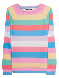 PRINCESS GOES HOLLYWOOD Sweater Stripes Multicolor