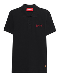 032c Polo Label Pin Black