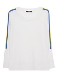 STEFFEN SCHRAUT Rainbow Stripes Off-White