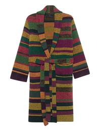 The Elder Statesman Knit Cashmere Stripe Multicolor