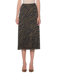 STEFFEN SCHRAUT Pleated Skirt Olive