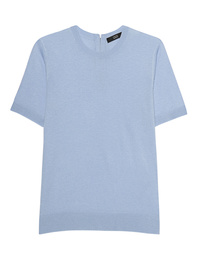 STEFFEN SCHRAUT Knit Shirt Lightblue
