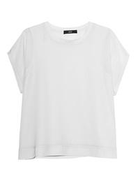 STEFFEN SCHRAUT Oversize Shirt White