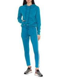 ROQA Jogger Stripe Turquoise