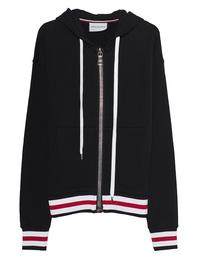 ROQA Sweat Jacket Black