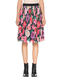 PRINCESS GOES HOLLYWOOD Plissee Skirt Roses Multicolor