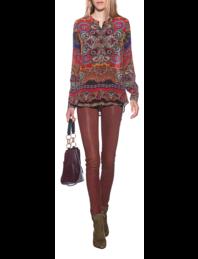 PRINCESS GOES HOLLYWOOD Blouse Marrakesch Multicolor
