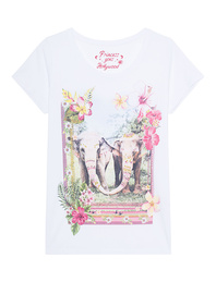 PRINCESS GOES HOLLYWOOD Jungle Romance White