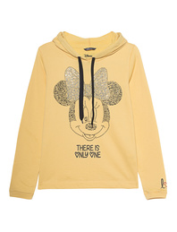 PRINCESS GOES HOLLYWOOD Hoodie Disney Minnie Yellow