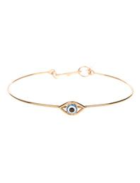 Isabel Marant Étoile Lucky Eye Bracelet Gold