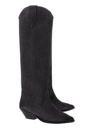 Isabel Marant Étoile Denvee Faded Black