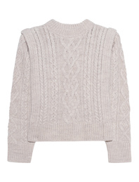 Isabel Marant Étoile Tayle Knit Off-White