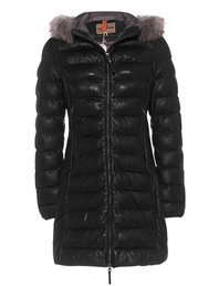 PARAJUMPERS Demi Leather Black