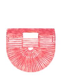 Cult Gaia Acrylic Ark Mini Pink