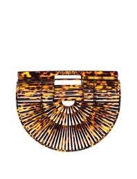 Cult Gaia Acrylic Ark Small Brown