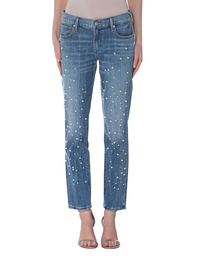 TRUE RELIGION Pearl Cameron Slip Away Blue