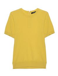 STEFFEN SCHRAUT Knit Shirt Yellow