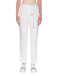 STEFFEN SCHRAUT Bow Pleated Pure Off-White