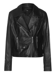 STEFFEN SCHRAUT Biker Leather Black
