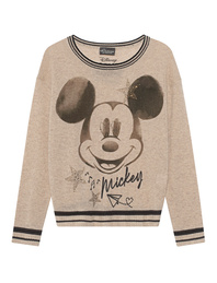 PRINCESS GOES HOLLYWOOD Mickey Retro Cashmere Beige