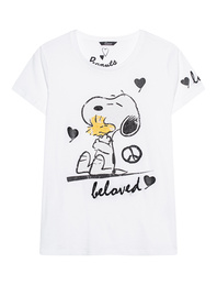PRINCESS GOES HOLLYWOOD Snoopy Beloved Clear White