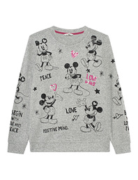 FROGBOX Mickey Allover Grey