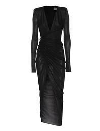 ALEXANDRE VAUTHIER Drapery Sparkling Black