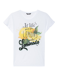 PRINCESS GOES HOLLYWOOD Lemonade Clear White