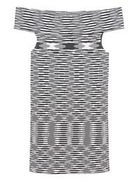 MISSONI Stripe Graphics Black