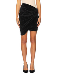 ALEXANDRE VAUTHIER Mini Asymmetrical Black