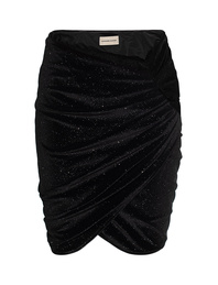 ALEXANDRE VAUTHIER Mini Asymmetrical Black