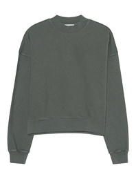 FUNKTION SCHNITT Cropped Forest Green
