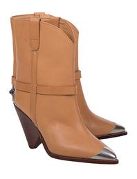 Isabel Marant Étoile Lamsy Boots Beige