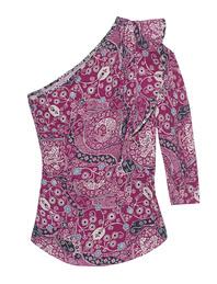 Isabel Marant Étoile Carina One Shoulder Pink
