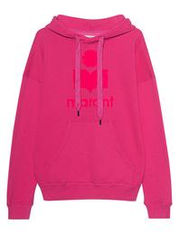 Isabel Marant Étoile Hoodie Mansel Pink