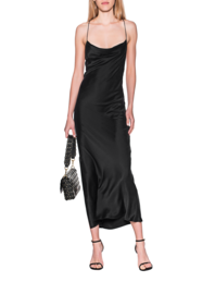 IRO Sugito Slip Dress Black