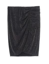 IRO Tacite Skirt Silver