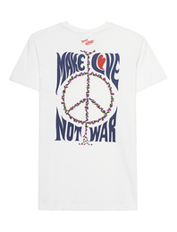 Mimi Liberté Make Love Not War White