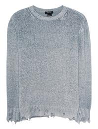 AVANT TOI Knit Boyfriend Grey