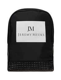 JEREMY MEEKS Stud Label Black