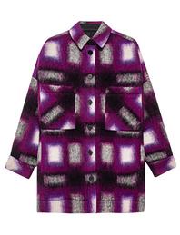 IRO Harwel White Purple