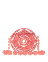 Cult Gaia Acrylic Luna Pink