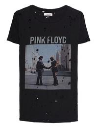 LAUREN MOSHI Pink Floyd Destroyed Black